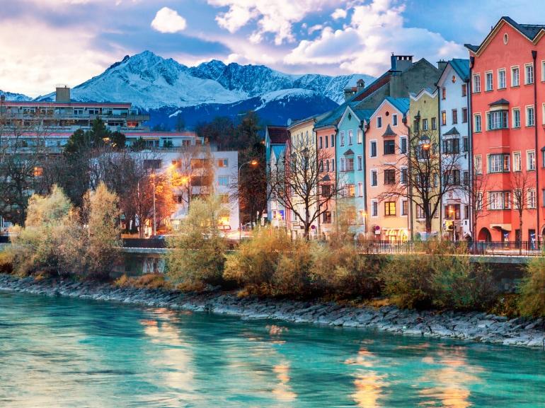 Innsbruck Il viaggio che hai dentro DB BAHN ITALIA Ferrovie tedesche e Ferrovie austriache 3