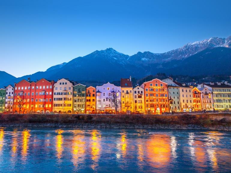 Innsbruck Il viaggio che hai dentro DB BAHN ITALIA Ferrovie tedesche e Ferrovie austriache 4