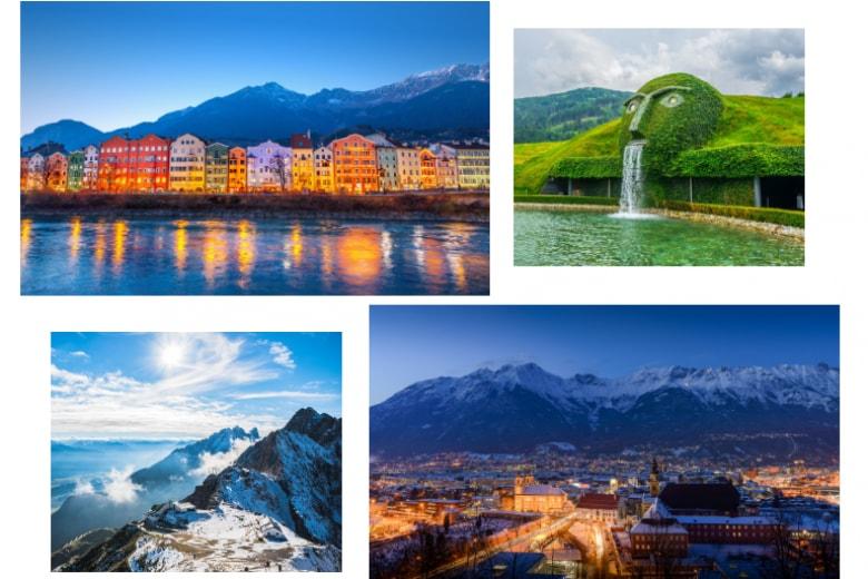 Innsbruck, seconda tappa di un viaggio verso nord