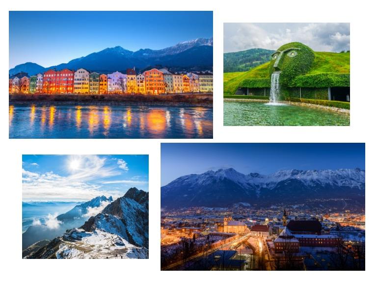 Innsbruck Il viaggio che hai dentro DB BAHN ITALIA Ferrovie tedesche e Ferrovie austriache MOBILE