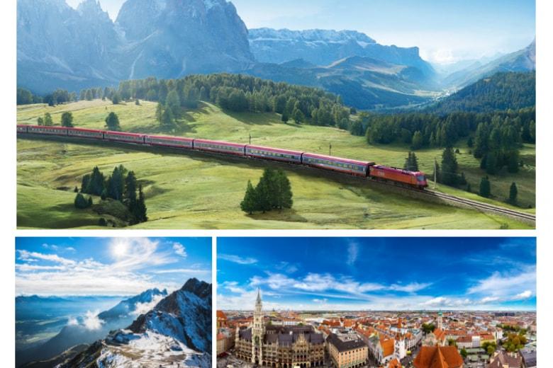 10 anni in viaggio con DB-ÖBB EuroCity