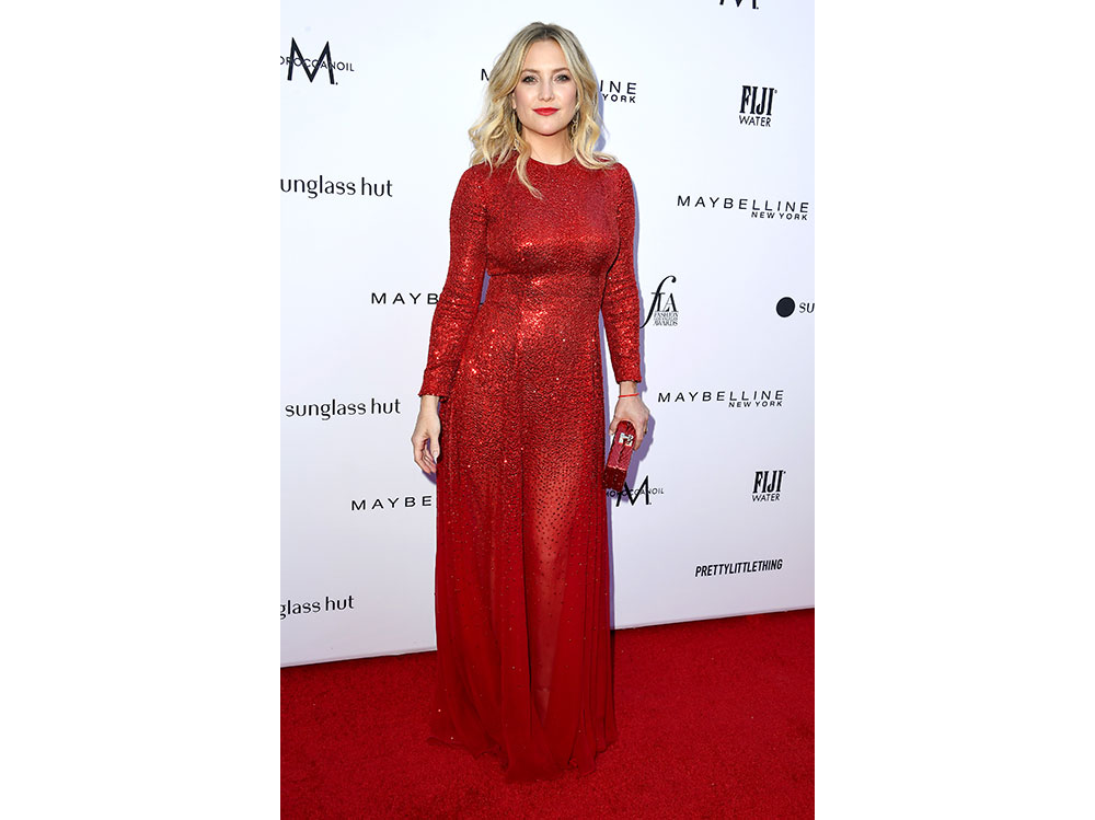 Kate-Hudson-in-Oscar-de-La-Renta-getty