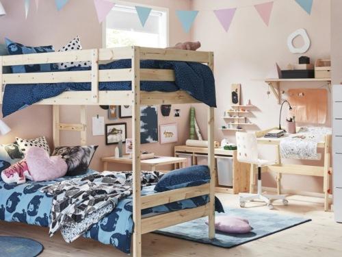 Letti A Castello Per Bambini Design.Letti A Castello Per La Camera Dei Bambini I Modelli Piu Belli