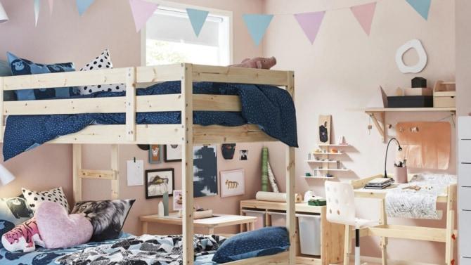Letto A Castello Incrociato.Letti A Castello Per La Camera Dei Bambini I Modelli Piu Belli