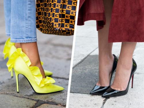 decollete scarpe primavera estate 2019