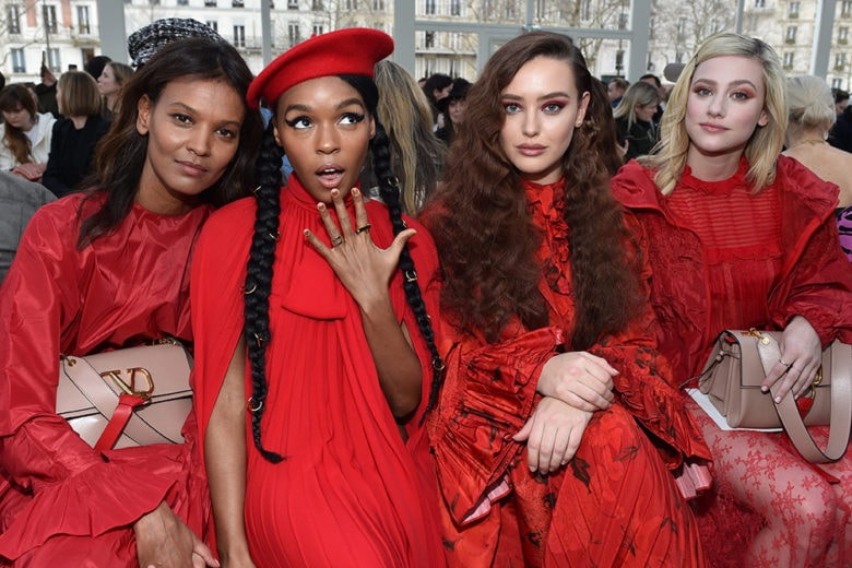 Paris Fashion Week: le star alle sfilate di Parigi