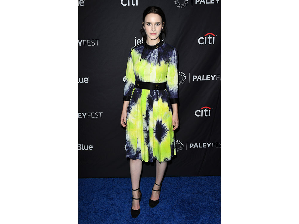 Rachel-Brosnahan-in-Prada-getty
