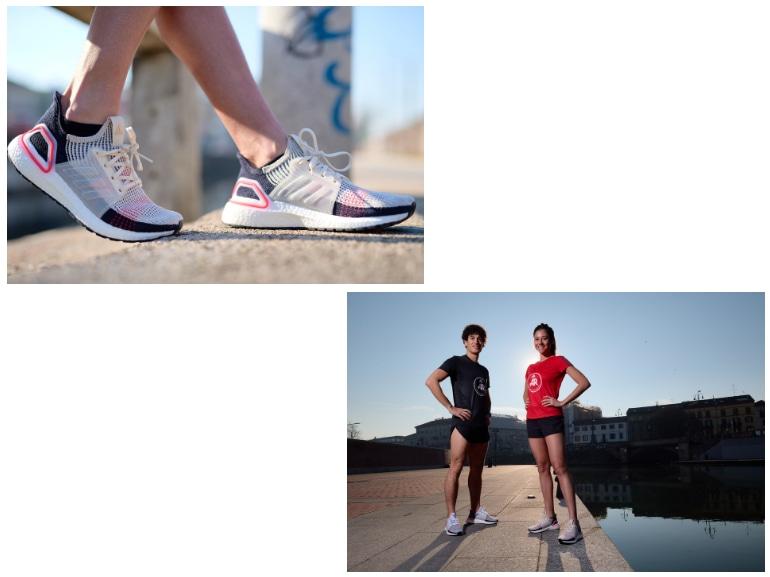 Sara Galimberti capitano adidas runners Ultraboost 19 running corsa Milano 2