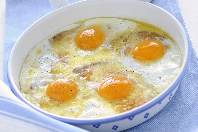 Secondo facile e veloce con le uova
