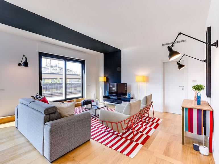 Vi piacerebbe dormire in una casa con i servizi di un albergo di lusso? Provate Sweet inn