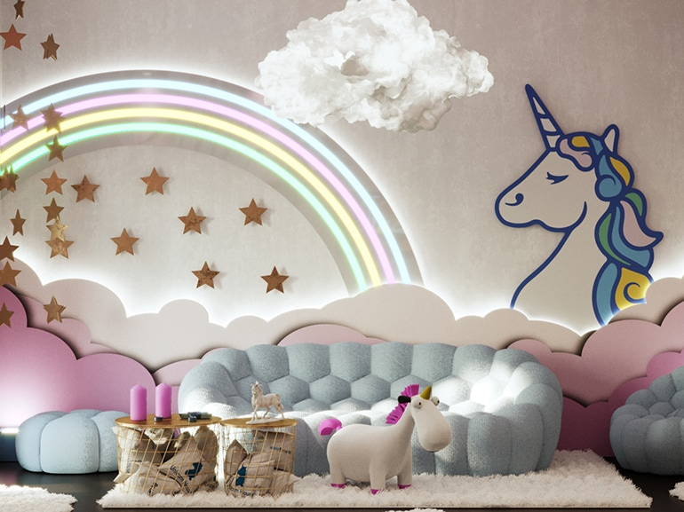 Unicorn House 5