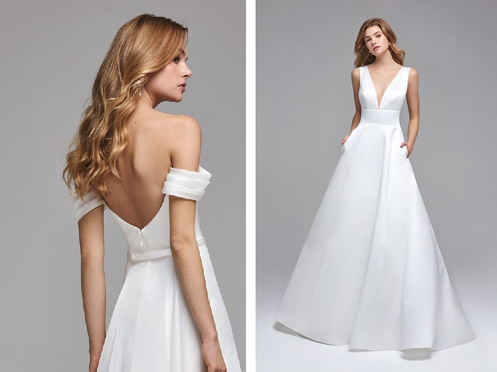 Vestiti Da Sposa Eme.Abiti Da Sposa Milano I Migliori Atelier Dove Trovare Il Vestito
