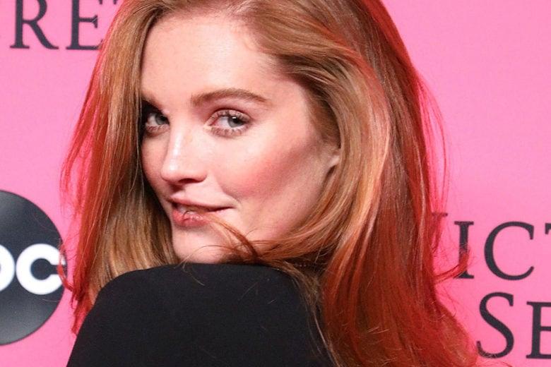 Alexina Graham: trucco e capelli dell'angelo ginger di Victoria's Secret