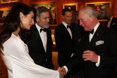Amal Clooney e il principe Carlo lanciano un progetto insieme