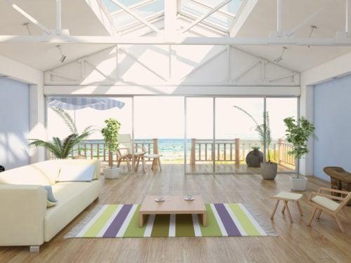 Mobili Per Casa Al Mare : Come arredare la casa al mare gli errori da non commettere