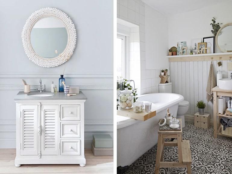 Arredare il bagno in stile shabby chic 7 idee da copiare for Arredamento idee da copiare