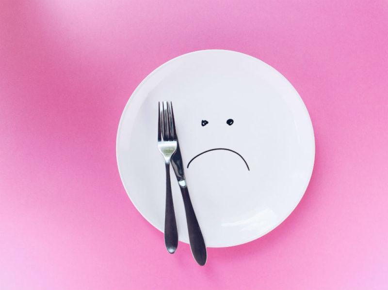 come perdere peso e non andare in modalità di fame