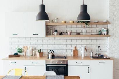 Come arredare una cucina piccola in modo funzionale