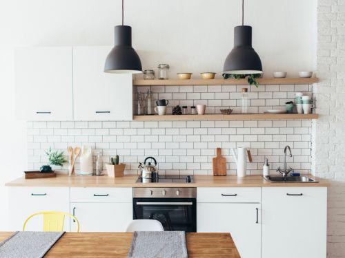 Come arredare una cucina piccola in modo funzionale - Grazia.it