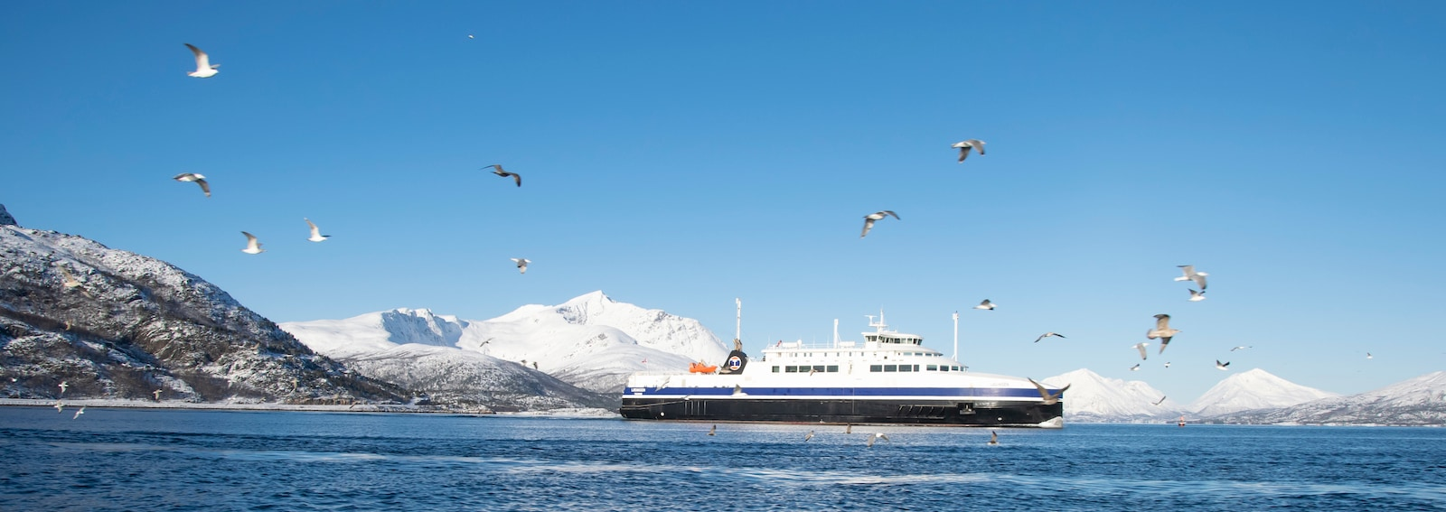 nave barca norvegia