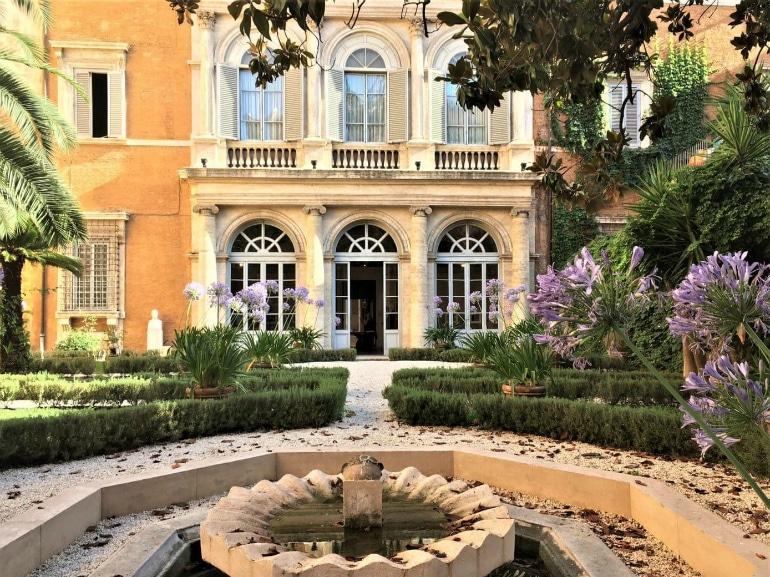 palazzo firenze roma