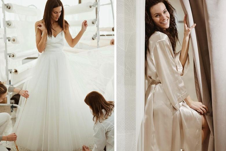 Paola Turani: come sarà il matrimonio e l'abito da sposa della modella e influencer italiana!
