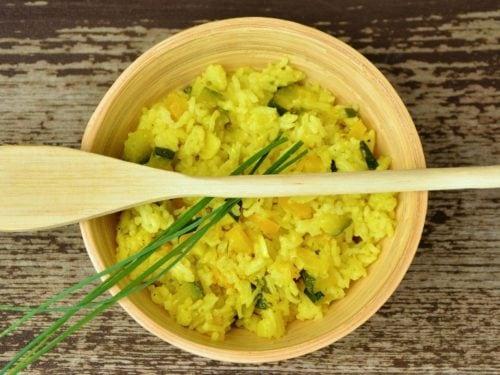 come preparare il riso al vapore per la dieta