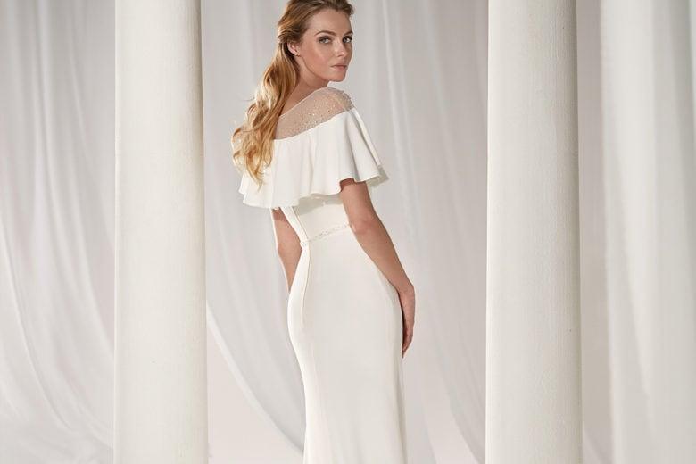 Abiti da sposa a sirena: i modelli più belli del momento