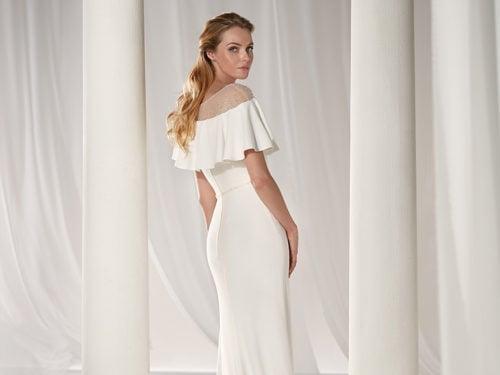 quite nice c0801 e77c5 Abiti da sposa a sirena: i modelli più belli da indossare ...