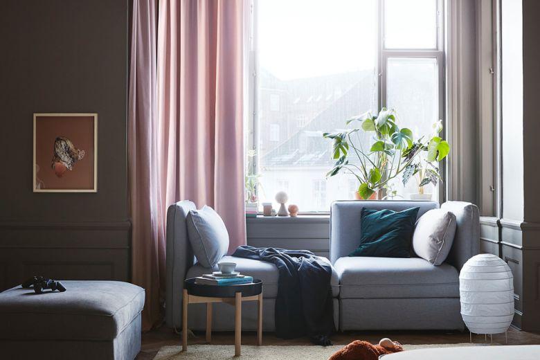 8 idee per arredare una casa piccola con IKEA
