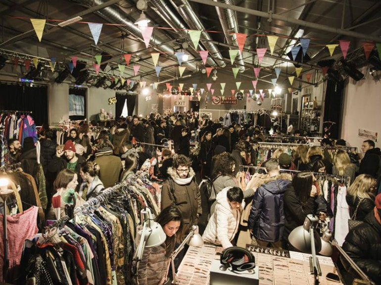 vintage market largo venue roma