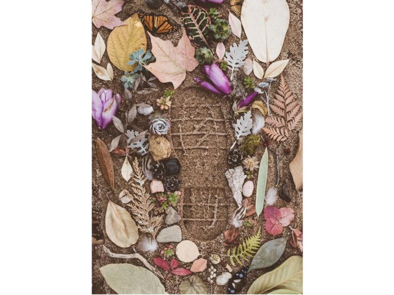 07-impronta-piede-foglie-farfalle