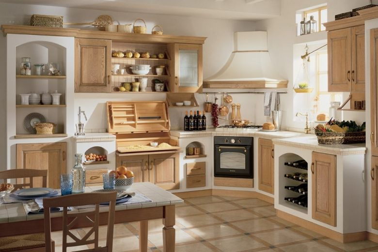 8 cucine rustiche da cui prendere ispirazione