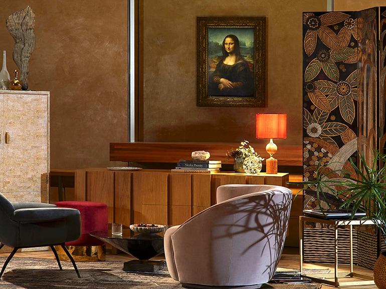 Airbnb x Louvre Julian Abrams1