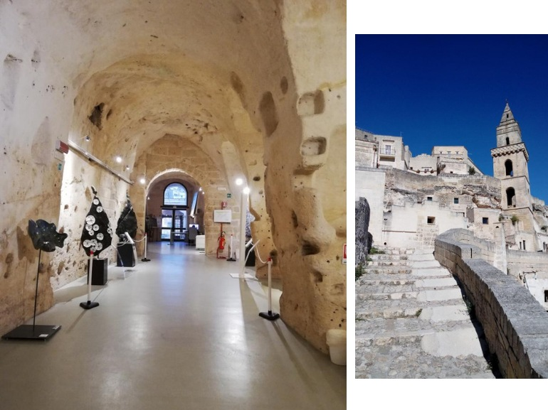 Angelo Fierro Mostra matera 2019 Le Muse Sognanti 2