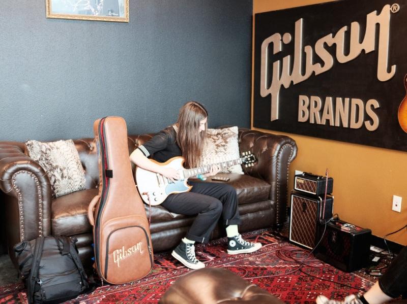Austin—Gibson-Showroom