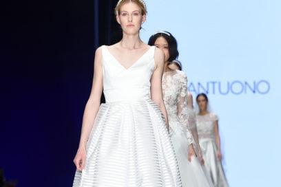Abiti da sposa: le novità dalla Milano Bridal Week