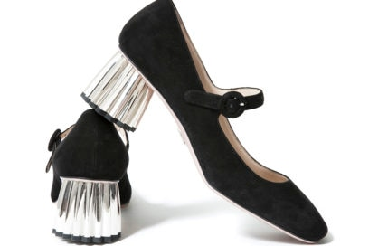 Crush Prada shoes