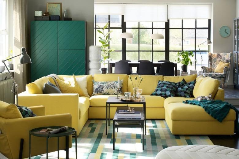 Divani angolari IKEA: i 10 modelli più belli da comprare subito
