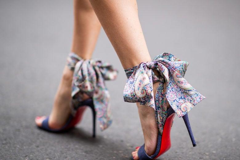 12 sandali con tacco alto da avere ora