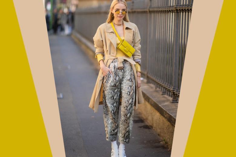 Come indossare il trench questa primavera? Semplicemente così!