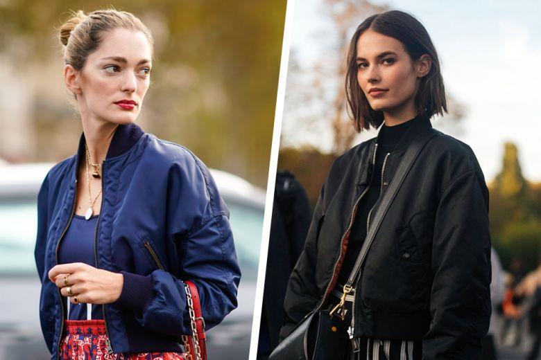 "Bomber jacket: i modelli ""most wanted"" della primavera 2019"
