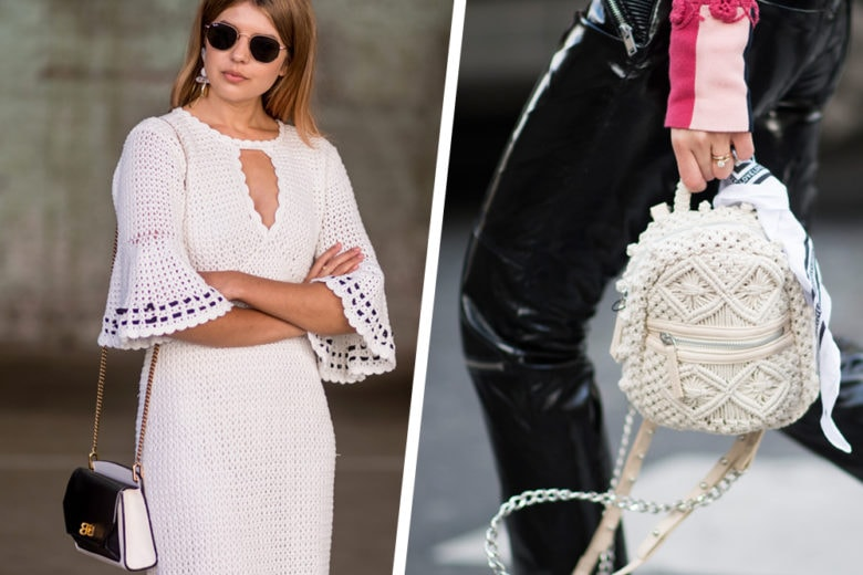 Crochet: l'estate è sempre più vicina con i capi e gli accessori all'uncinetto!
