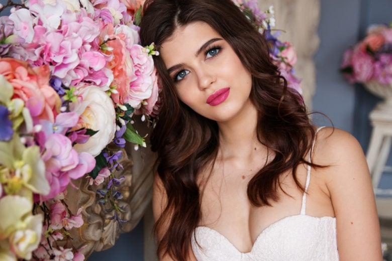 Trucco rosa: il make up più romantico e femminile