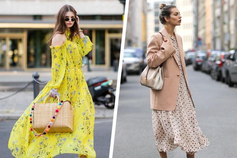 Come indossare i maxi dress: 5 abbinamenti super chic da provare subito