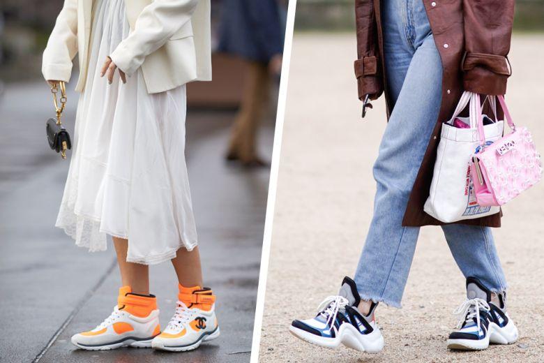 Come abbinare le sneakers in primavera? Ecco 5 look super cool da provare subito!