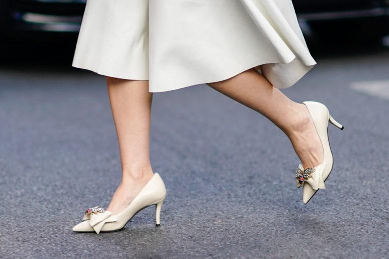 White shoes: no, le scarpe bianche non sono solo per le spose!
