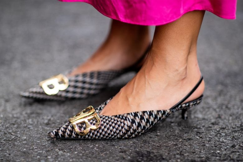 Le scarpe più cool della primavera? Sono (ancora) quelle a punta!