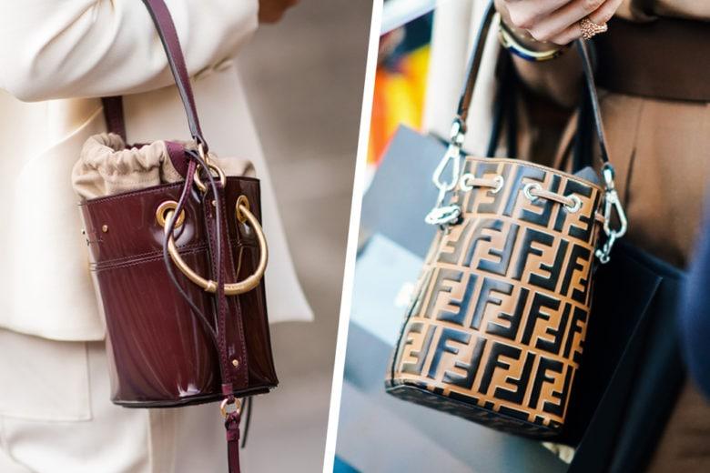 Bucket Bags: è tempo di una nuova borsa a secchiello!