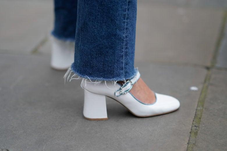 Block heels: le scarpe con tacco largo per affrontare (comodamente) la primavera